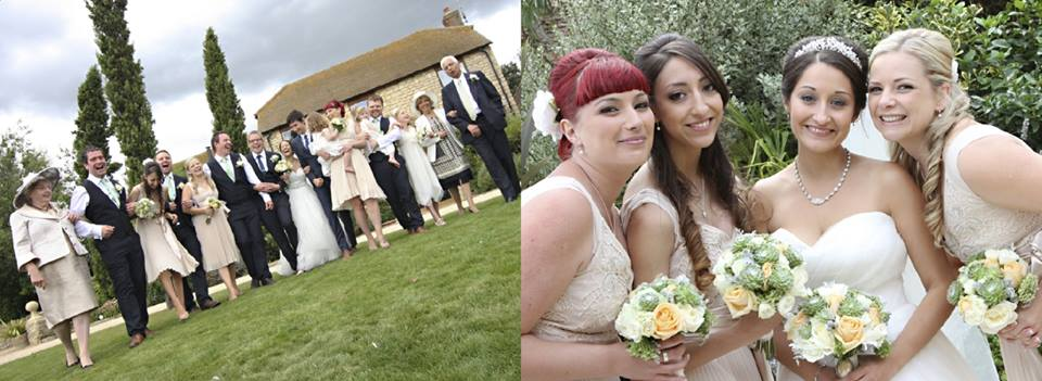 Cherishing wedding memories in buckinghamshire