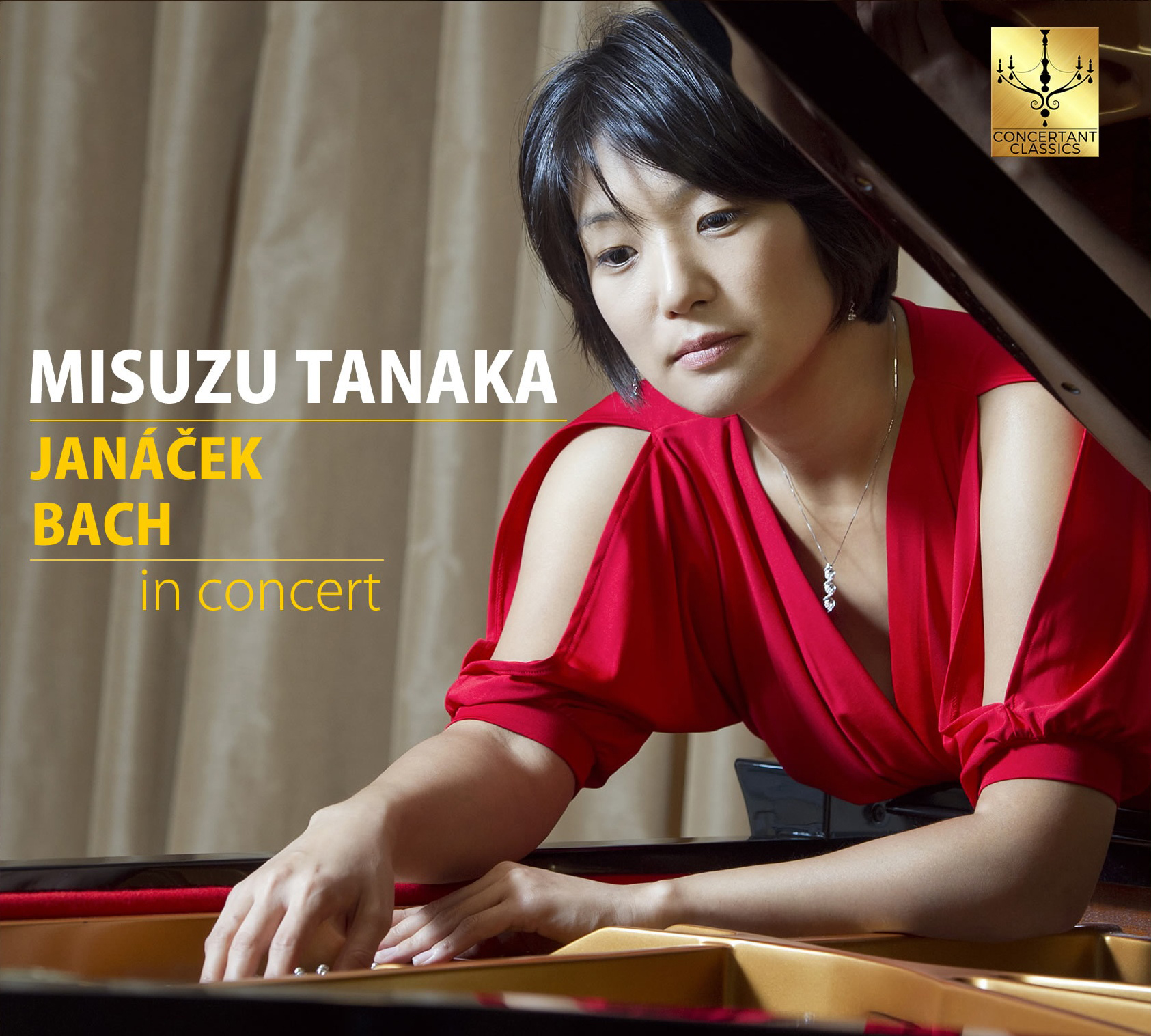 Live in concert, Misuzu Tanaka performs music by two composers she holds closely to her heart: J. S. Bach and Janáček. Structural perfection and the display of raw uninhibited emotions from the two masters create an unexpected yet perfect pairing. More Information