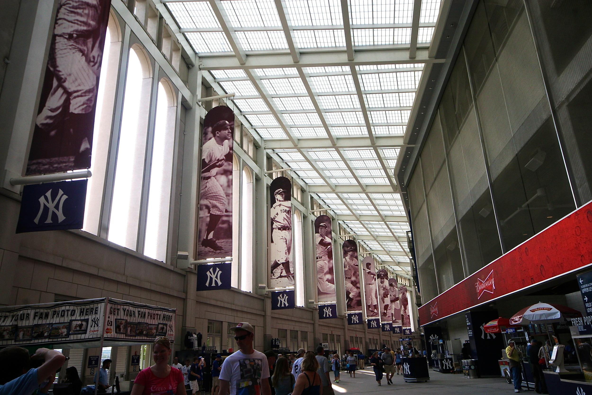 Inside Yankee Stadium