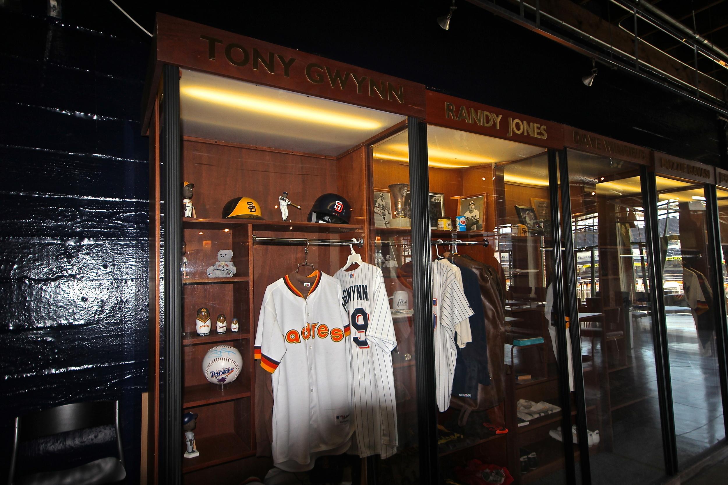 Padres Hall of Fame