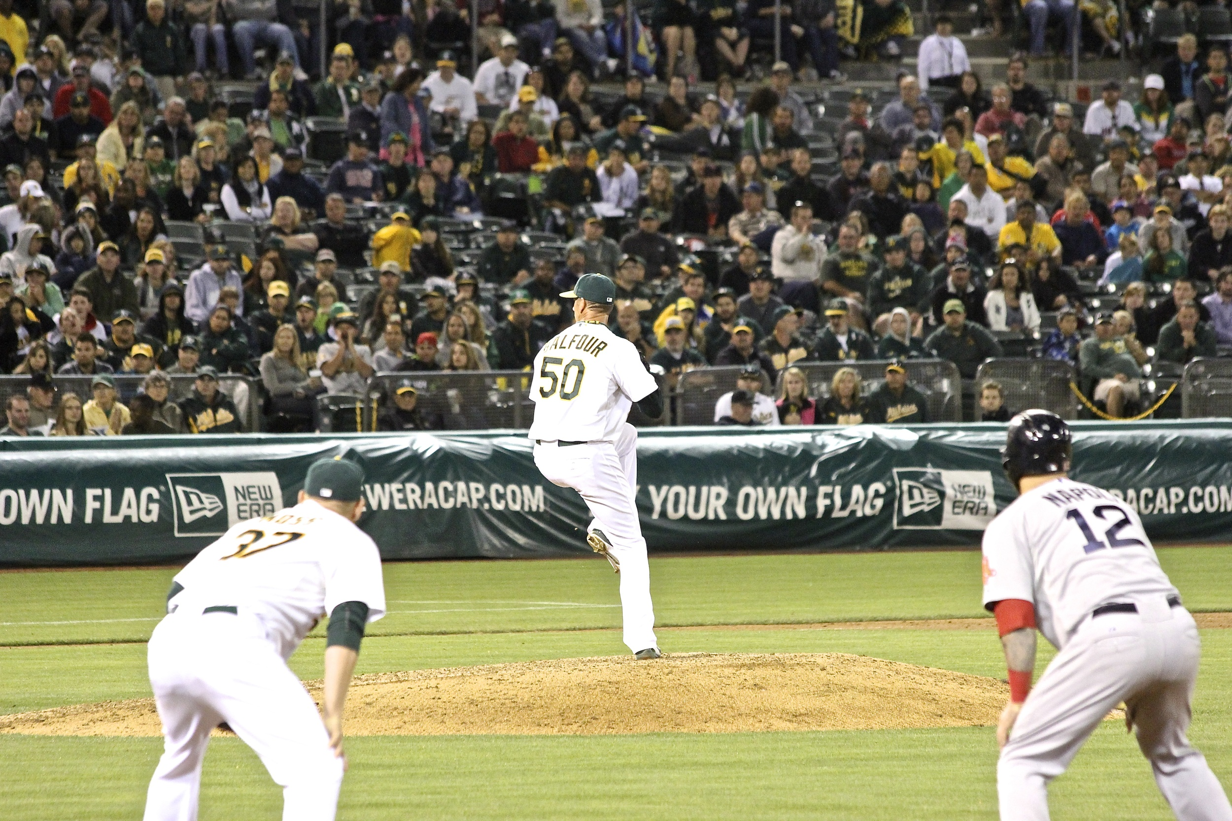 Grant Balfour gets the save