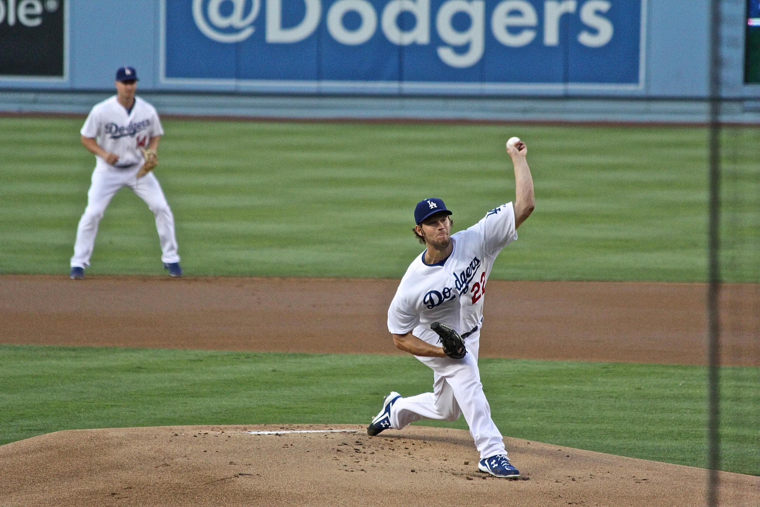Clayton Kershaw pitches a gem