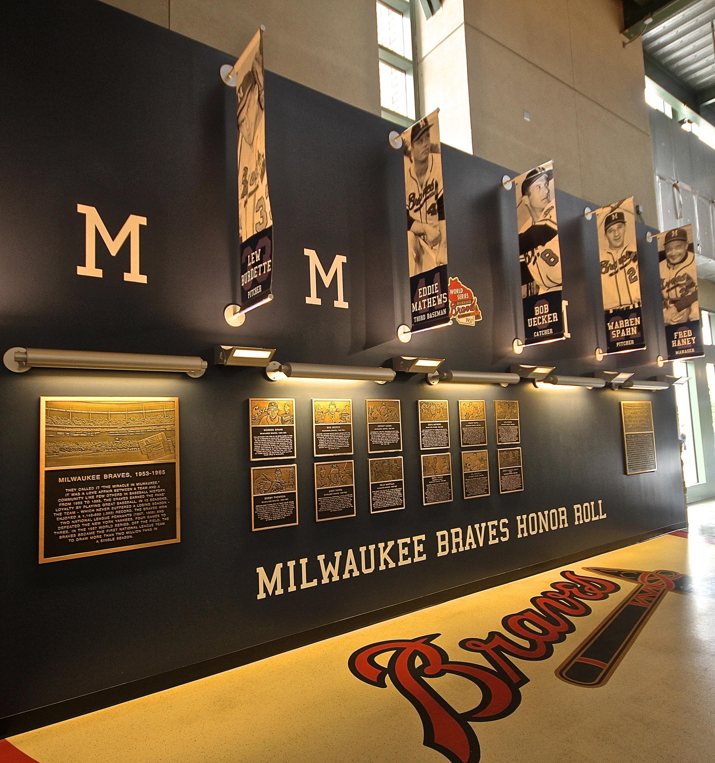 Milwaukee Braves tribute
