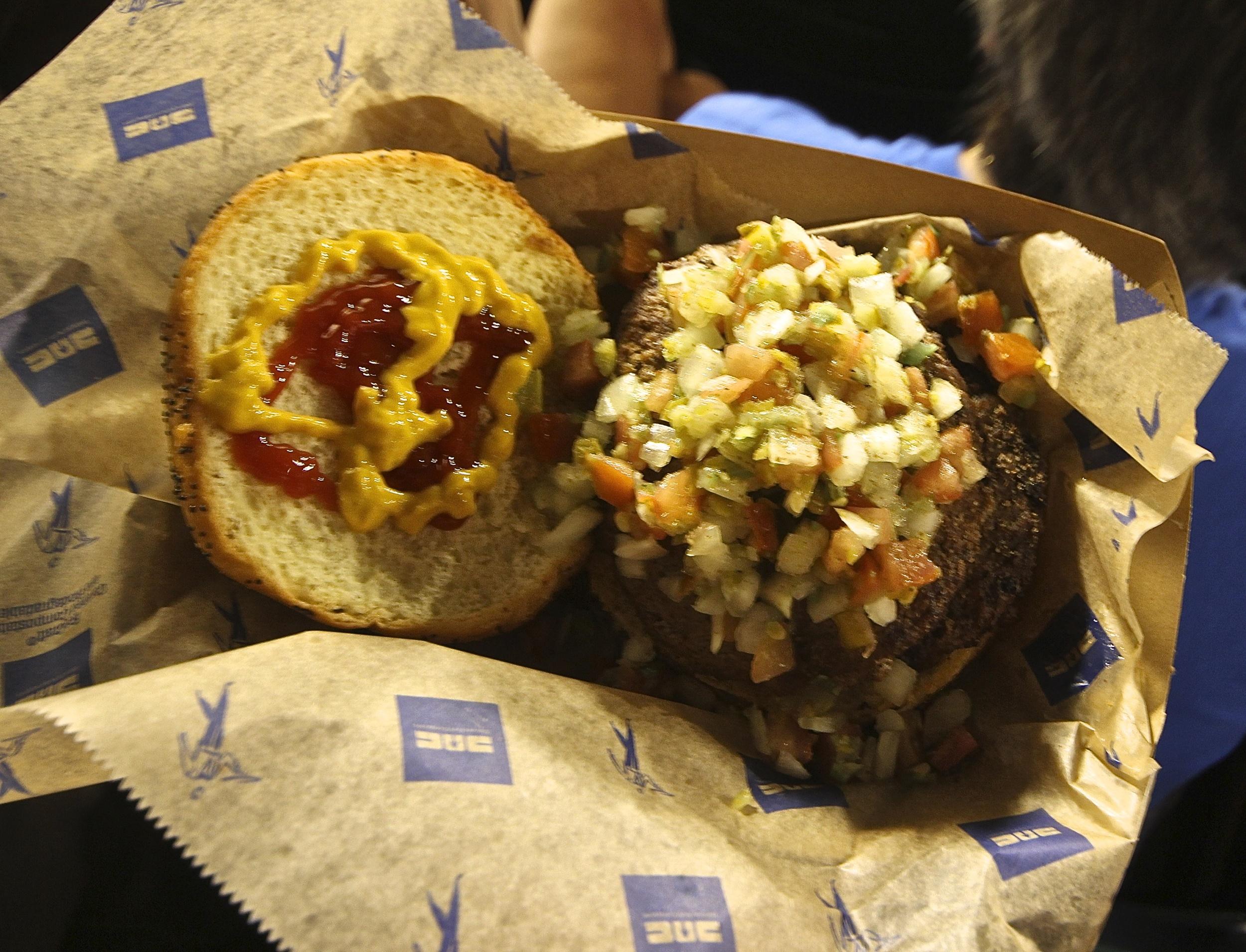 Comiskey Burger
