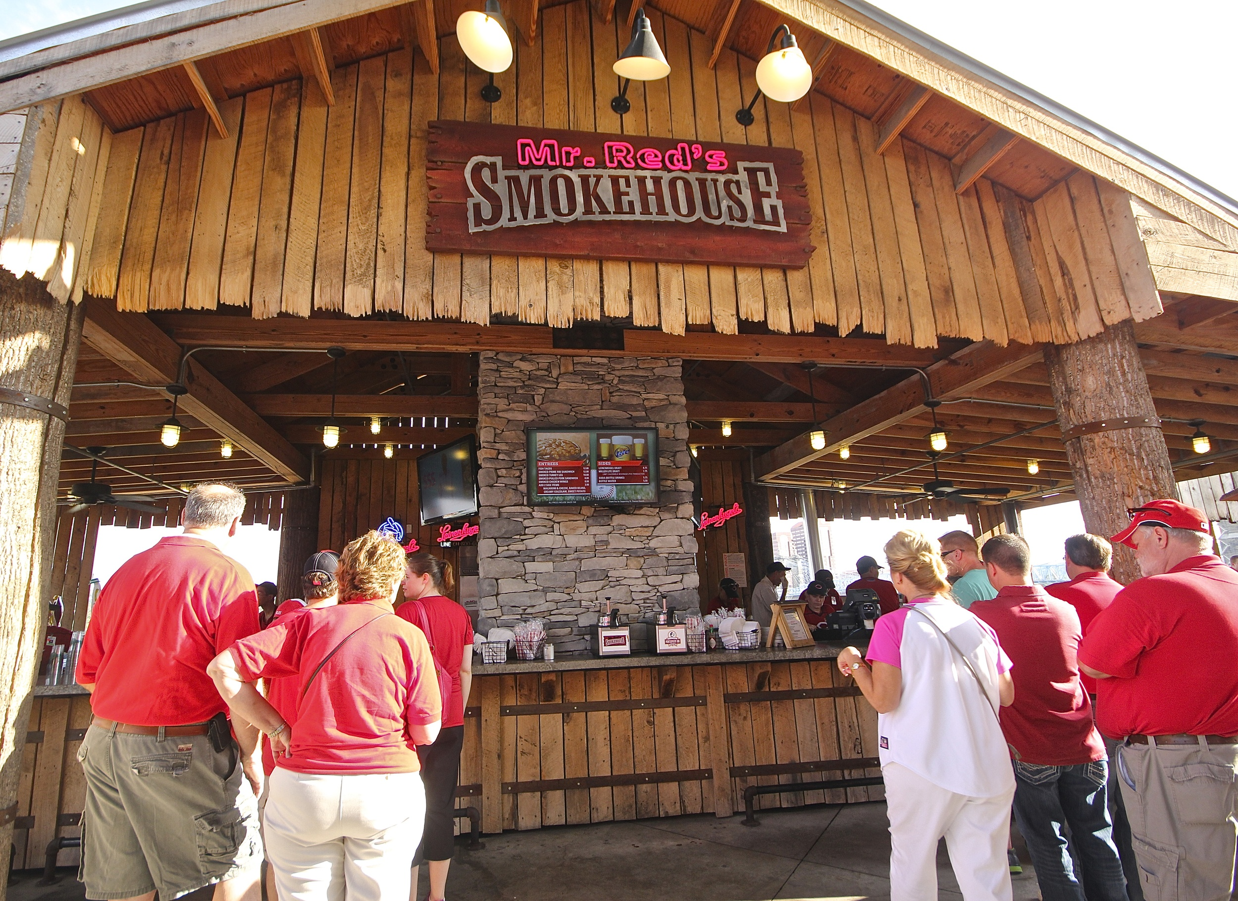 Mr. Red's Smokehouse