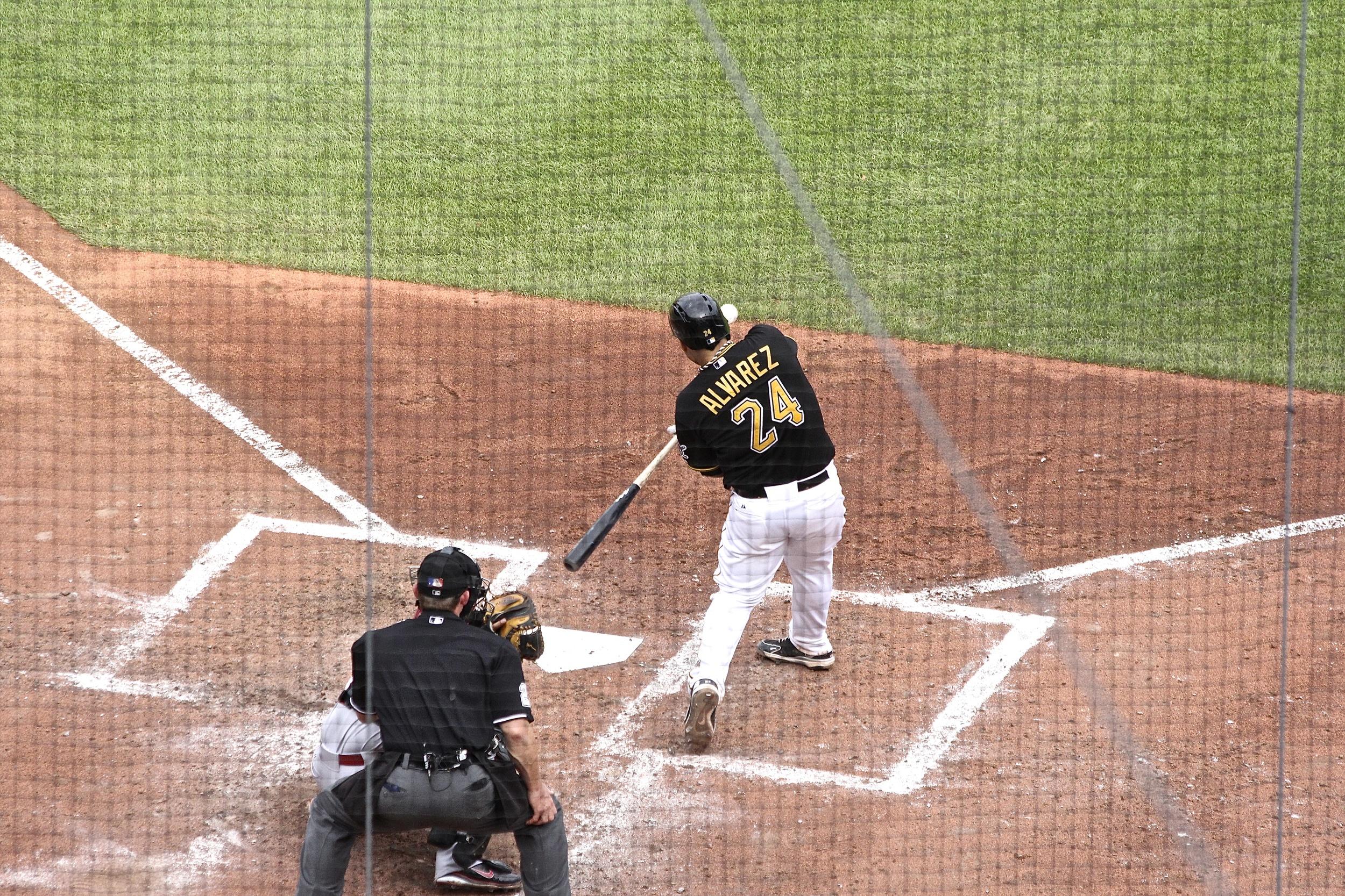 Pedro Alvarez home run