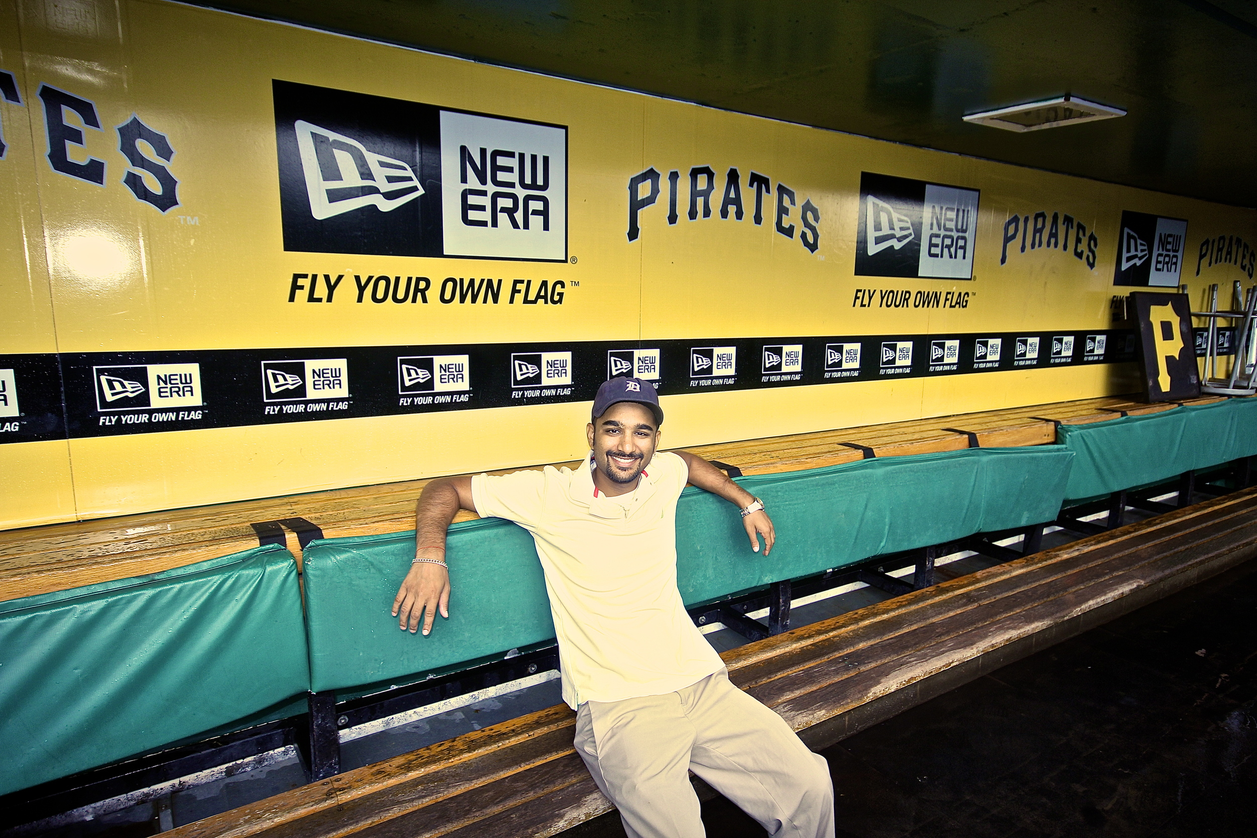 Me in the dugout.JPG
