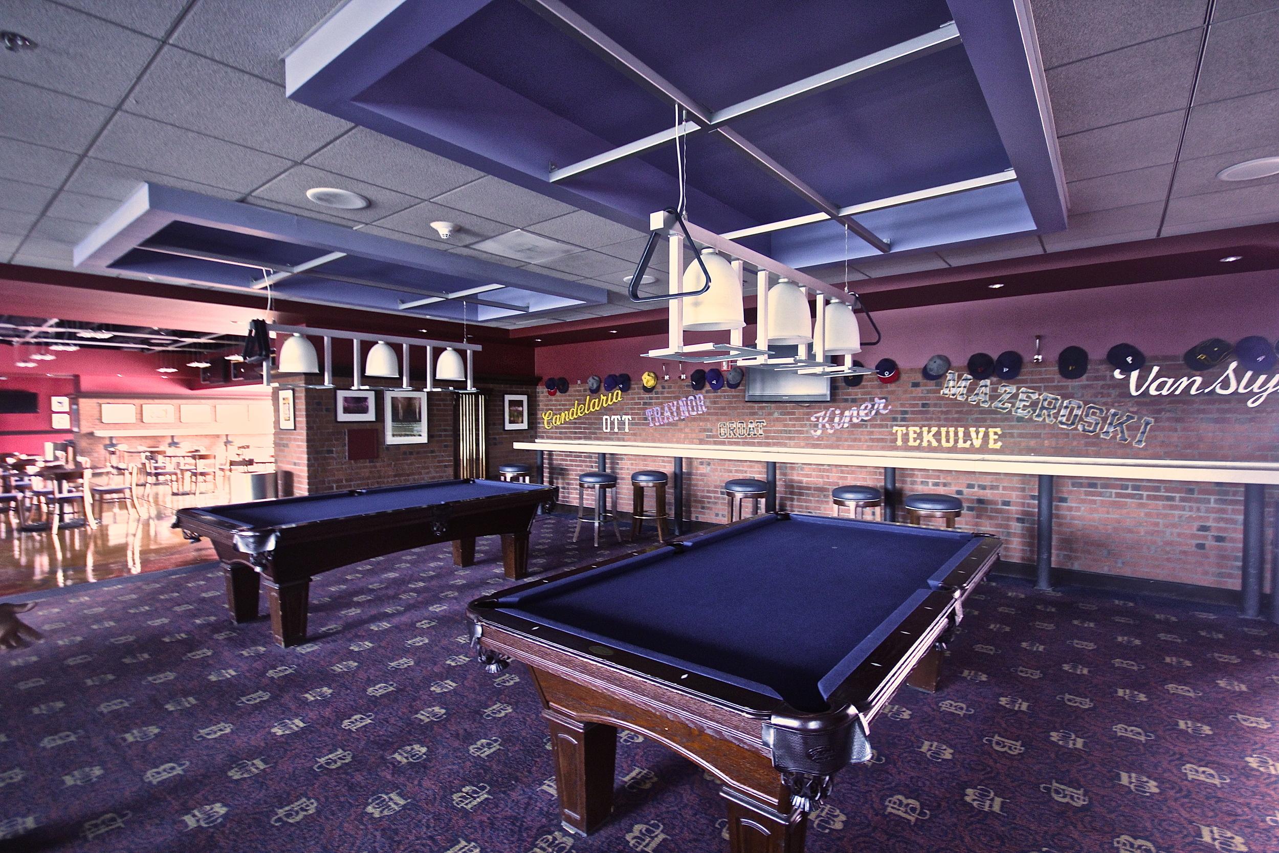 Pool tables on club level.JPG
