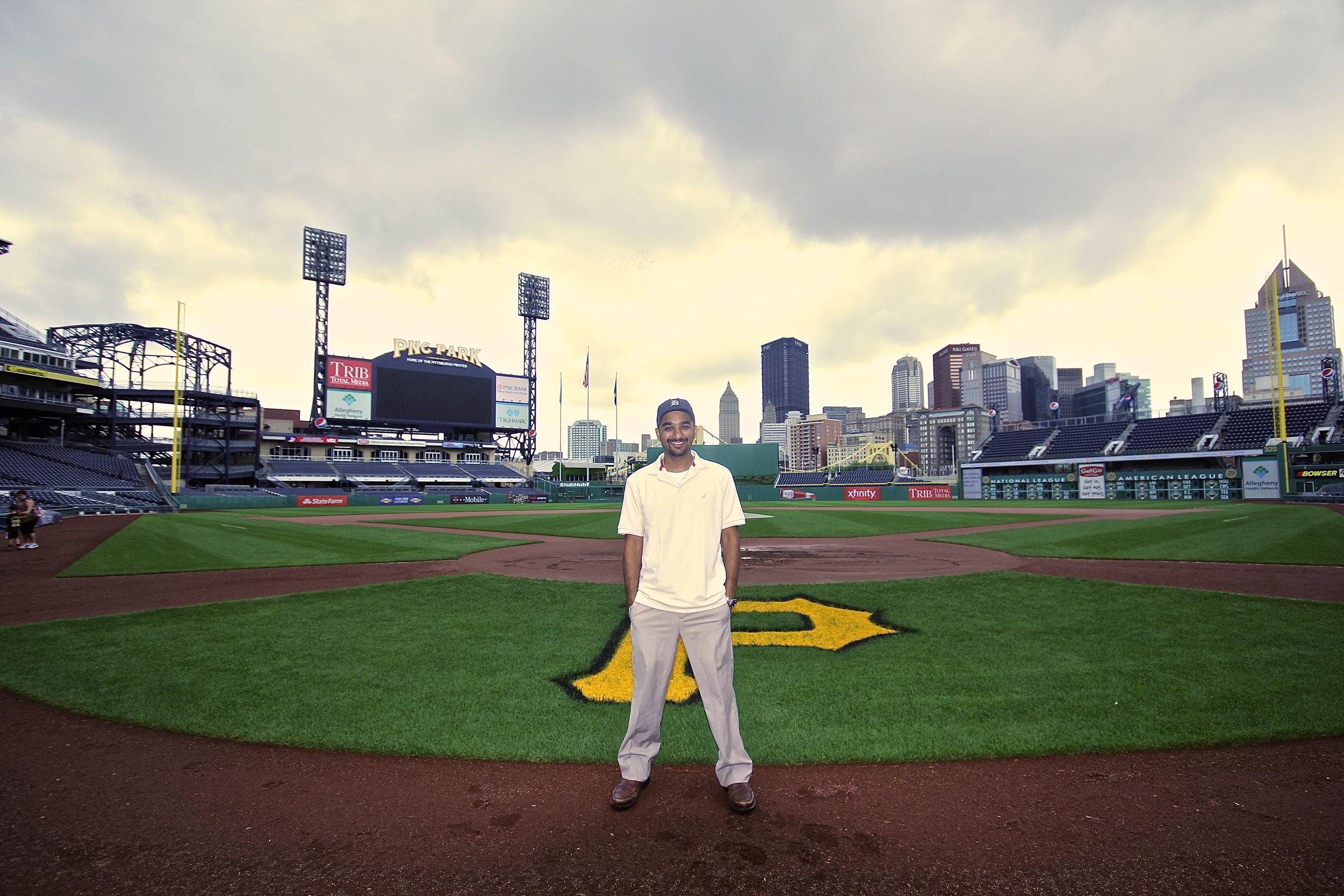 Me on the field.JPG