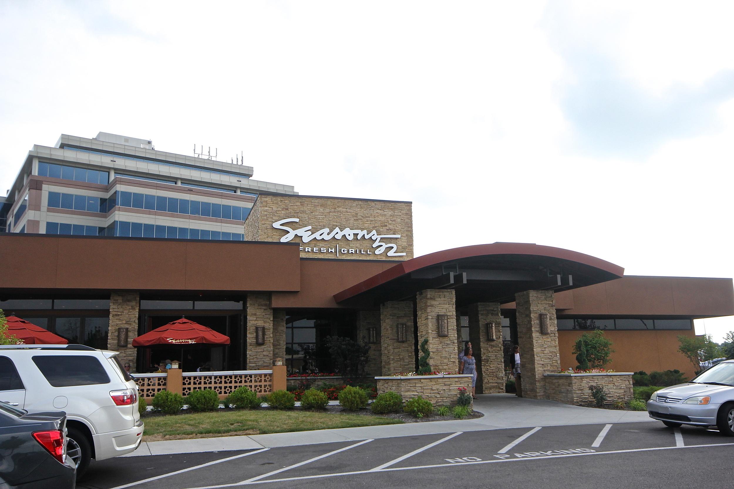 Seasons 52 in Cincinnati