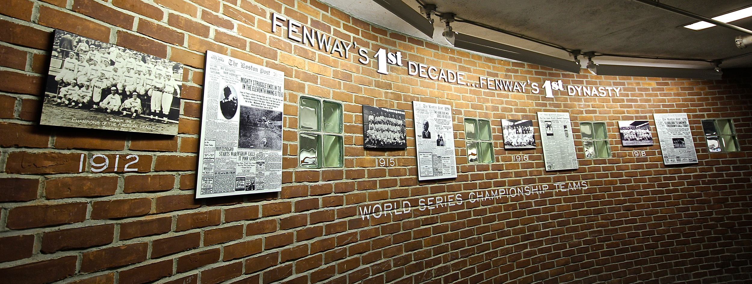 Fenway's first decade