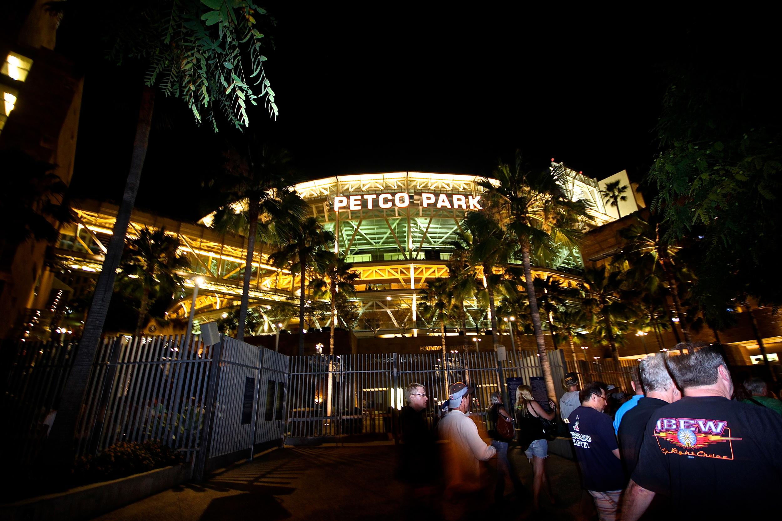Goodnight Petco Park