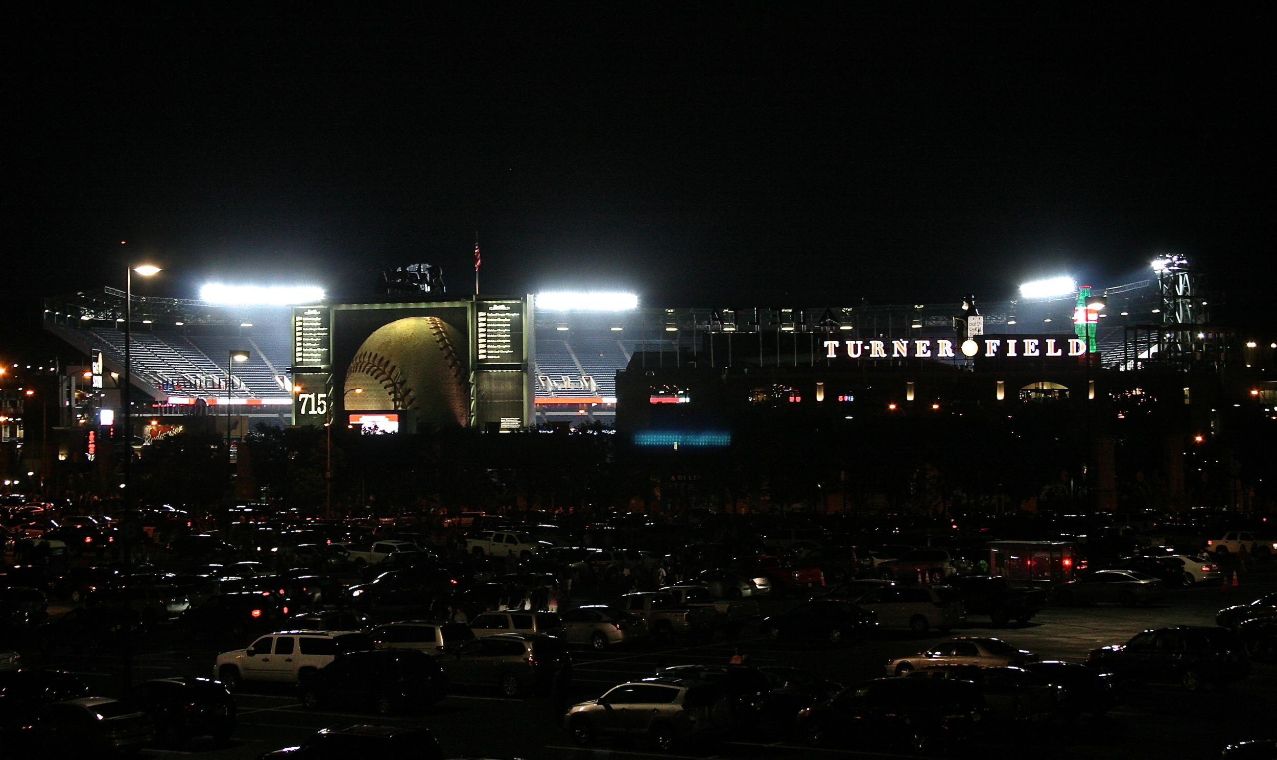 Goodnight Turner Field
