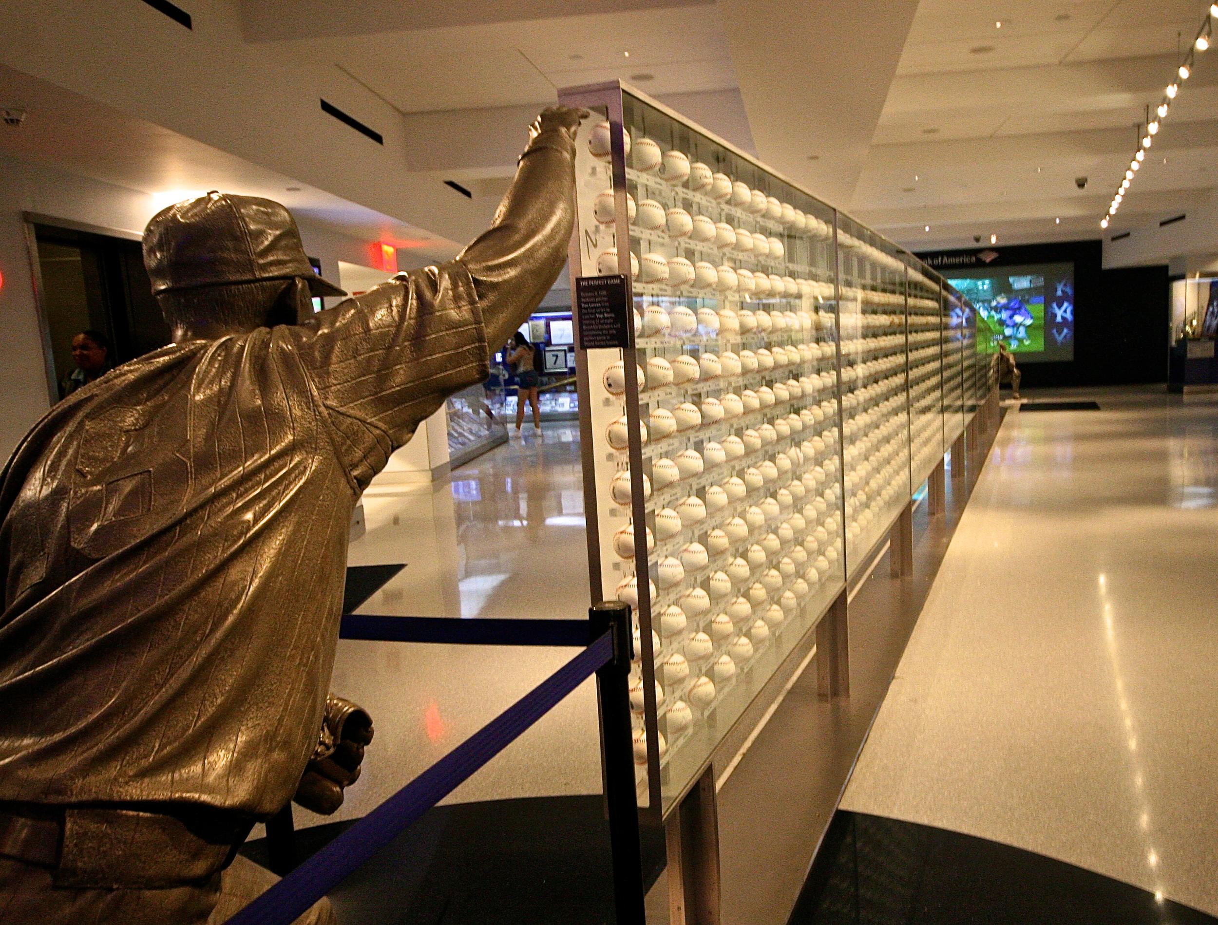 Don Larsen memorial