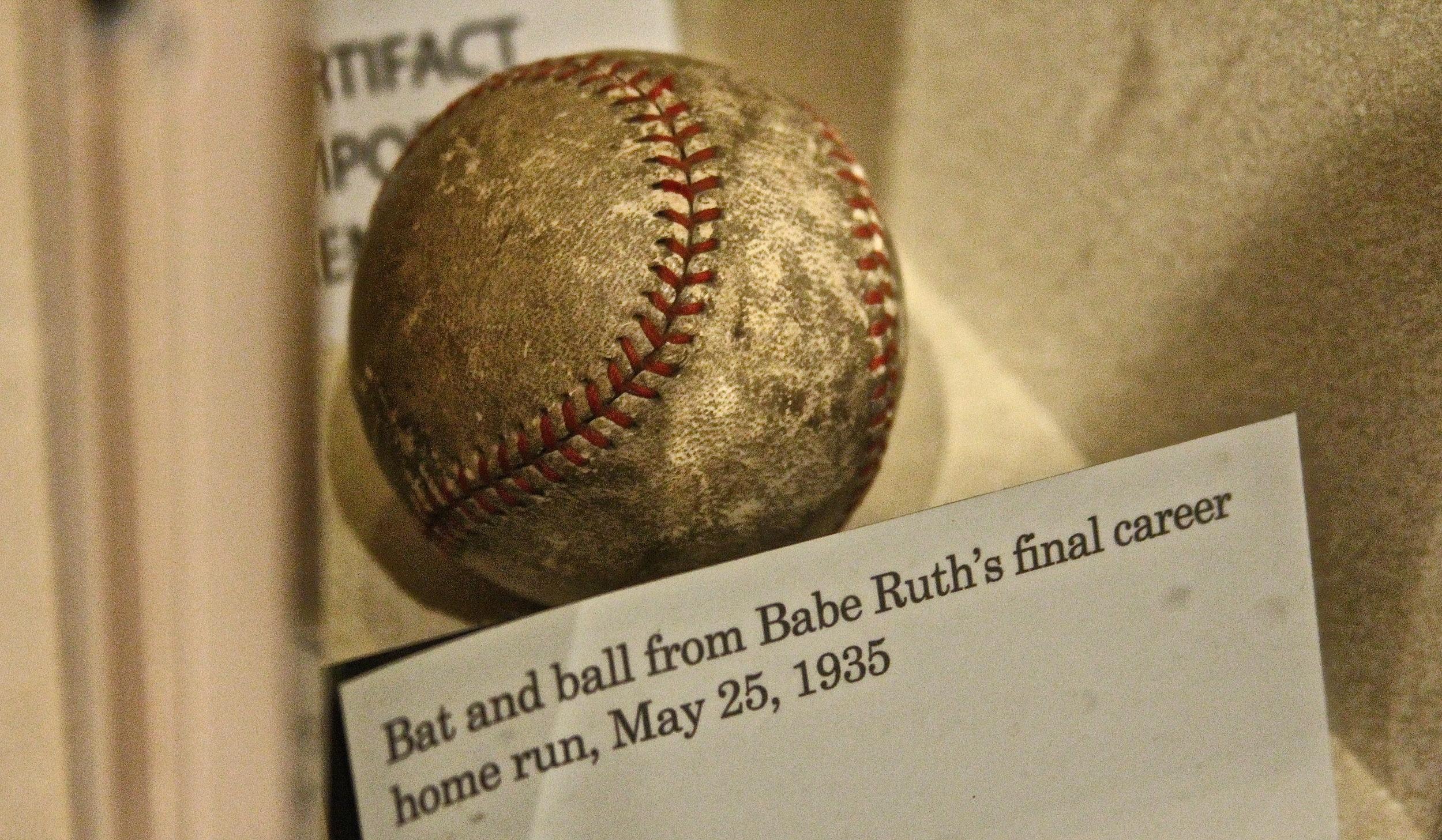 Babe Ruth 714