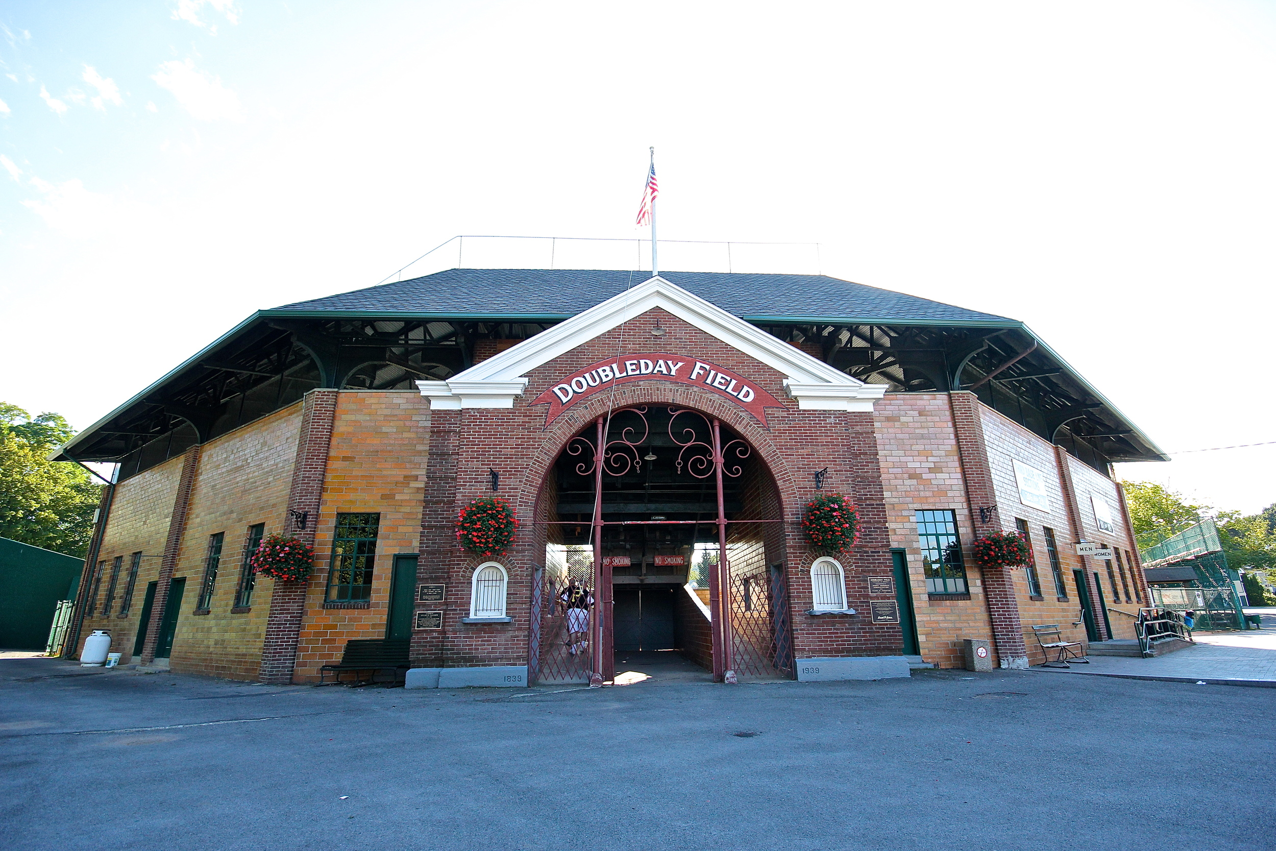Doubleday Field exterior.JPG