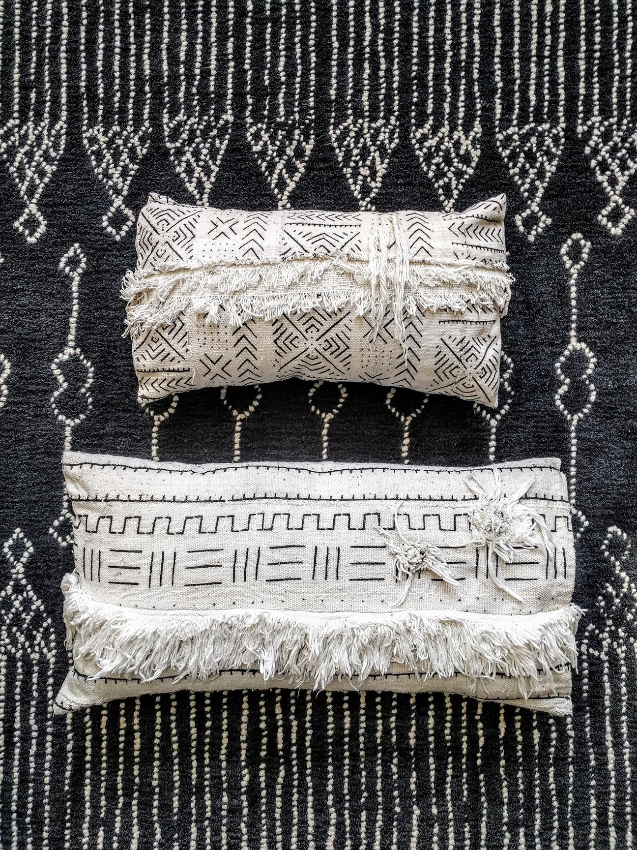 Mudcloth Pillows White.jpg