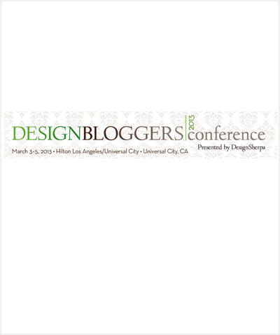 """""""Making Design More Accessible"""" Design Bloggers Conference California, US"""