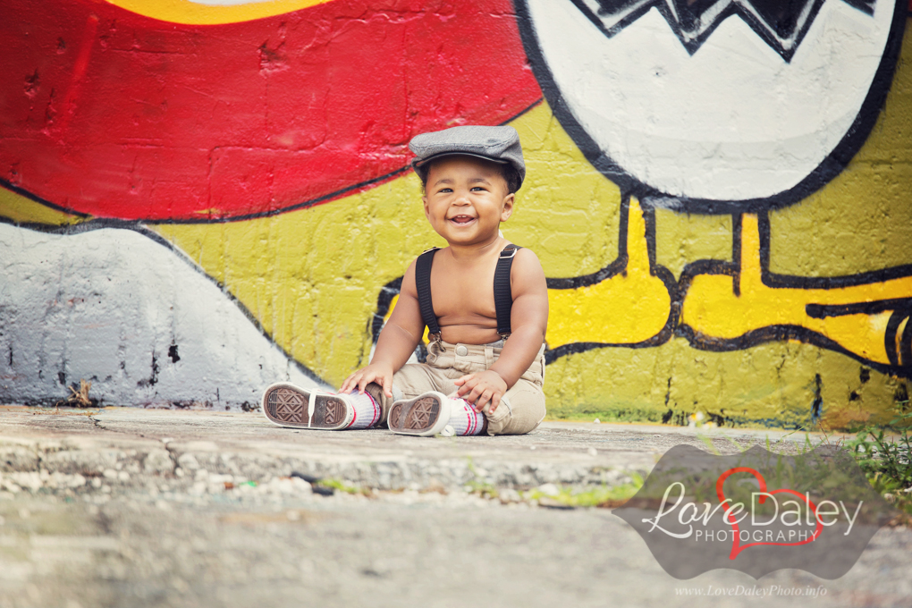 Childrens photoshoot miami