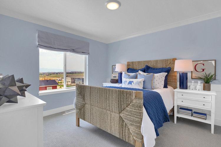 Keller Homes Modern Farm Homebuilder Colorado Springs Silverton Boy_s Room.jpg