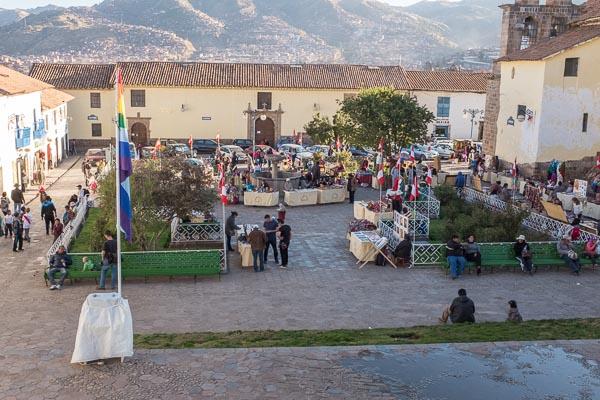 San Blas Square