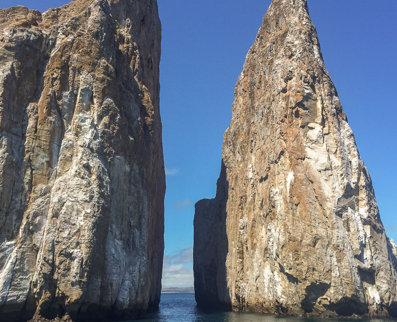 Lion Rock, stunning snorkeling.