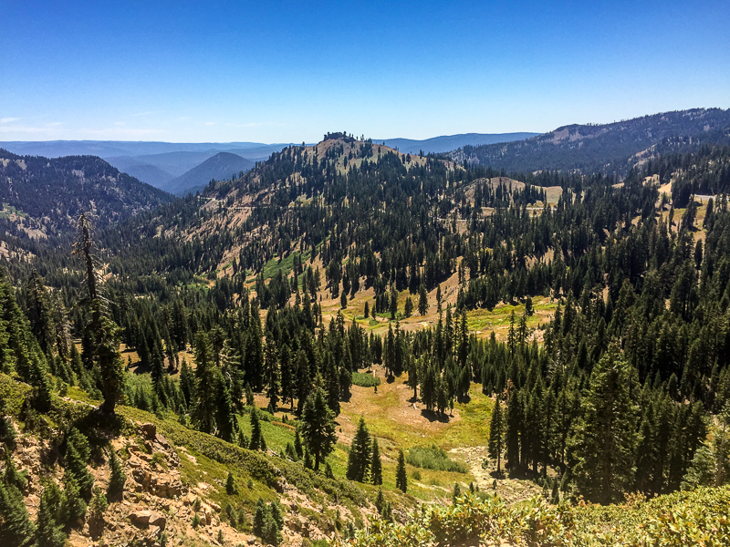 Amazing Lassen Volcanic National Park