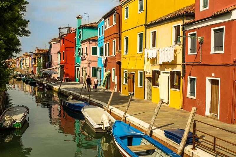 Italy, Naples vs Venice