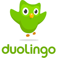 - Duolingo: Free, fun, and easy to use, ideal for beginners. Vocab and grammar are introduced as you progress. Daily use is rewarded with run streaks, and points can be accumulated. Duolingo compliments other language learning methods. (iOS and Android)