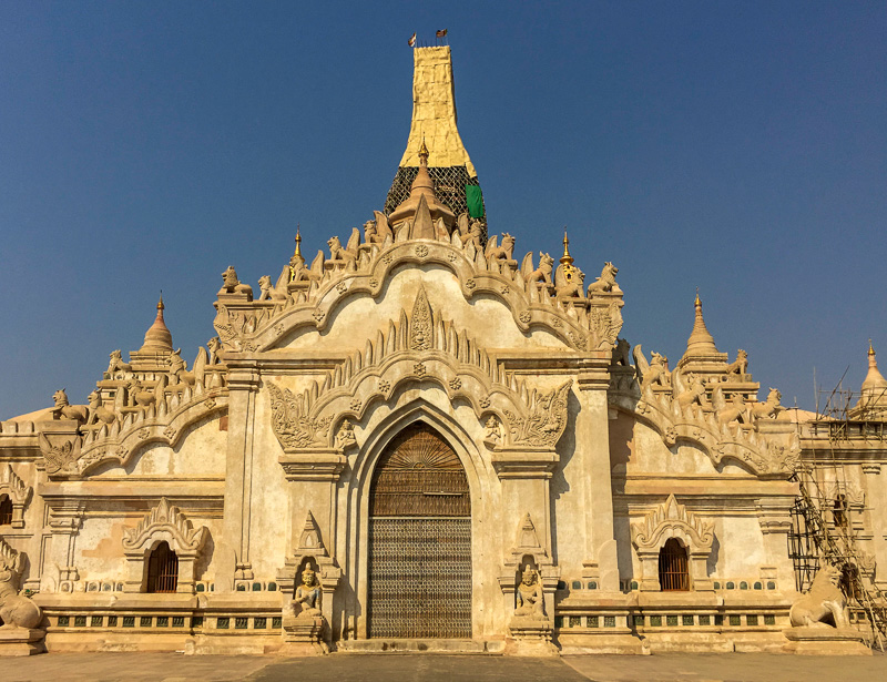 The Westminster Abbey of Burma, Ananda Temple.
