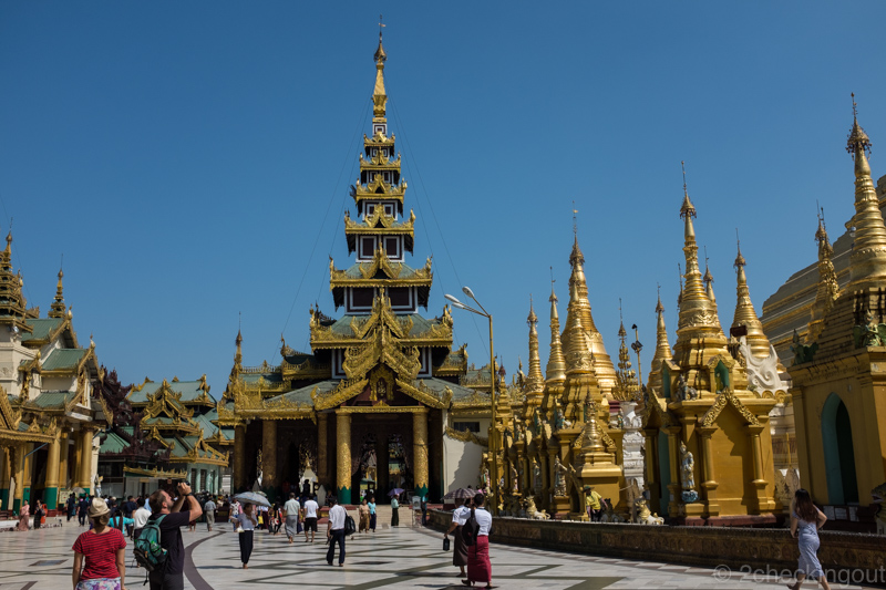 Myanmar: What to do in Yangon