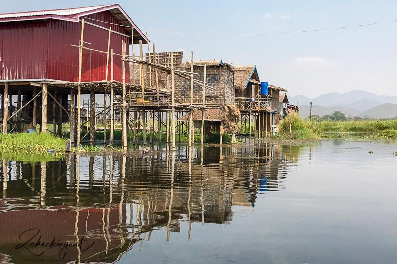 Floating Village, Inle Lake