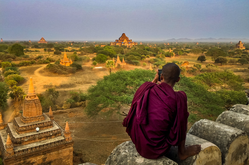 Guide to Myanmar: Bagan