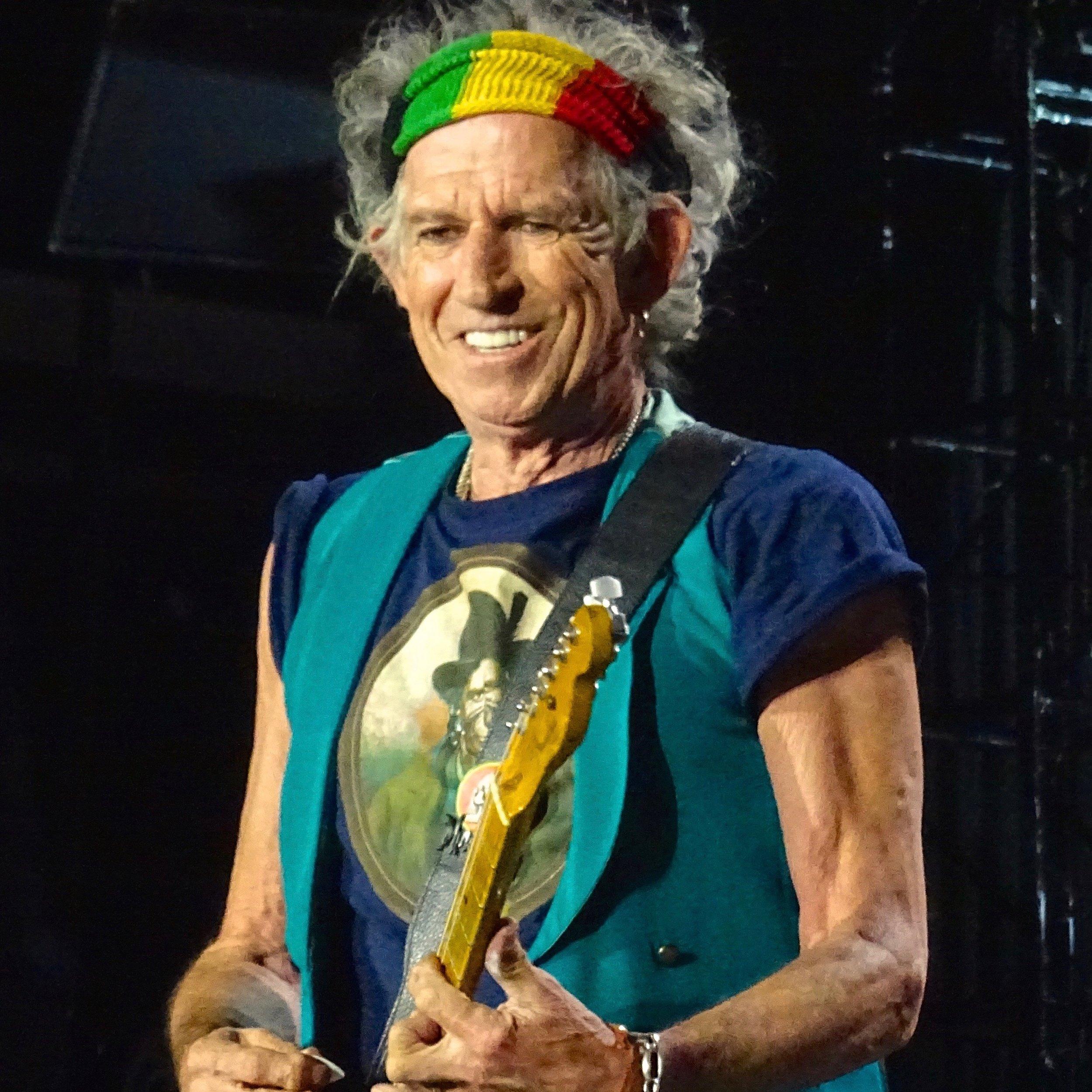 Rolling Stones, Auckland, 2014