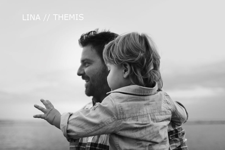 FAMILY // LINA THEMIS & TOMMAS