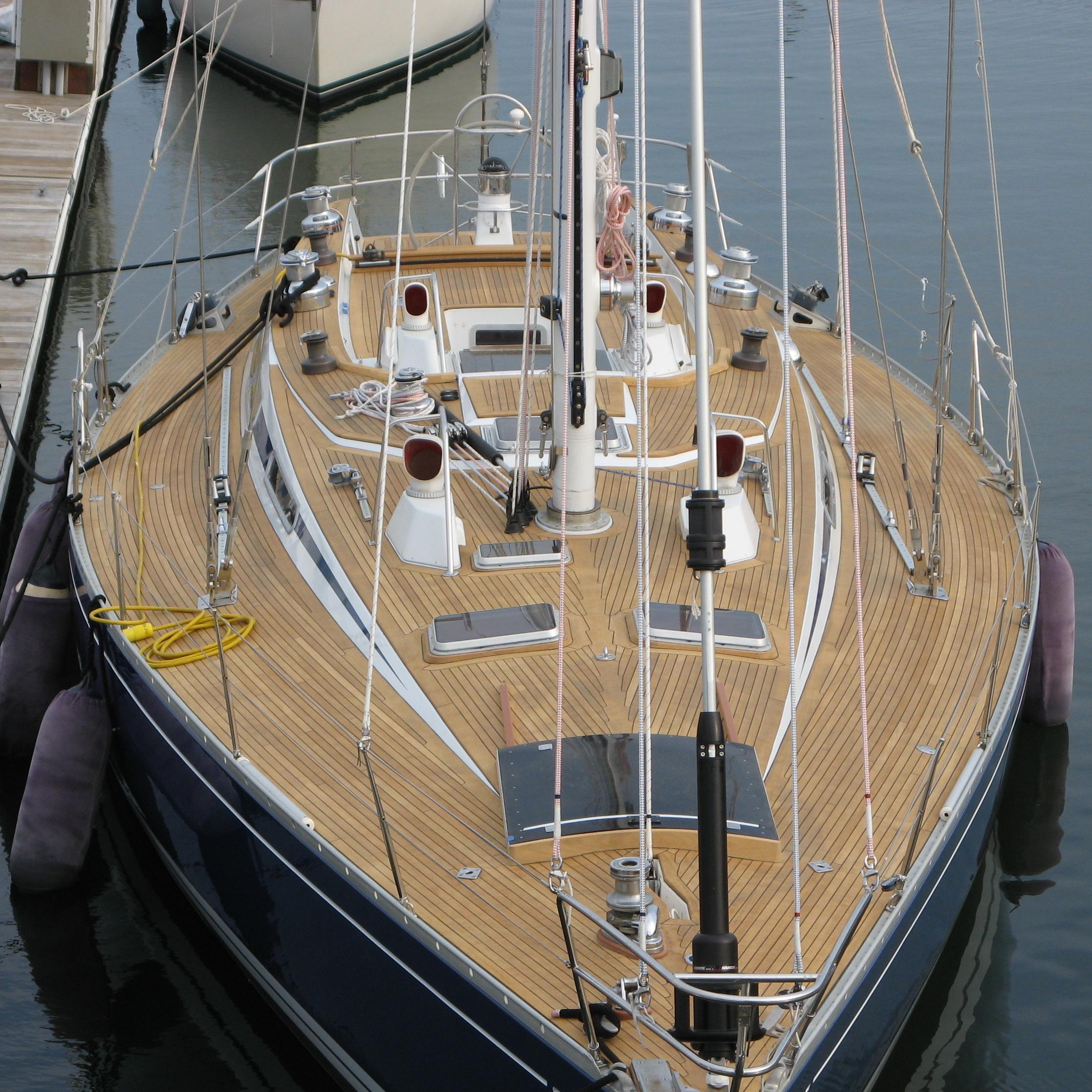 Swan 51 Refit for Circumnavigation