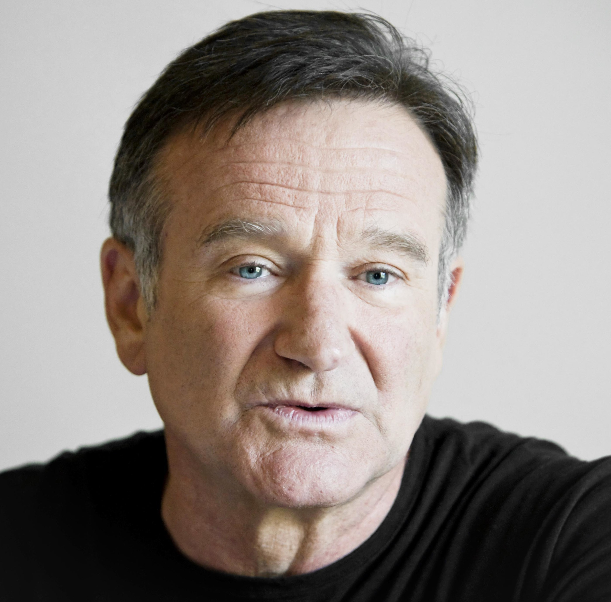 Robin Williams - Infamous comedian, actor, humanitarian. Inspiration to so many. 7/21/51 - 08/11/2014 Image borrowed from: http://www.politicususa.com/2014/08/12/robin-williams-tragic-potentially-great-legacy.html