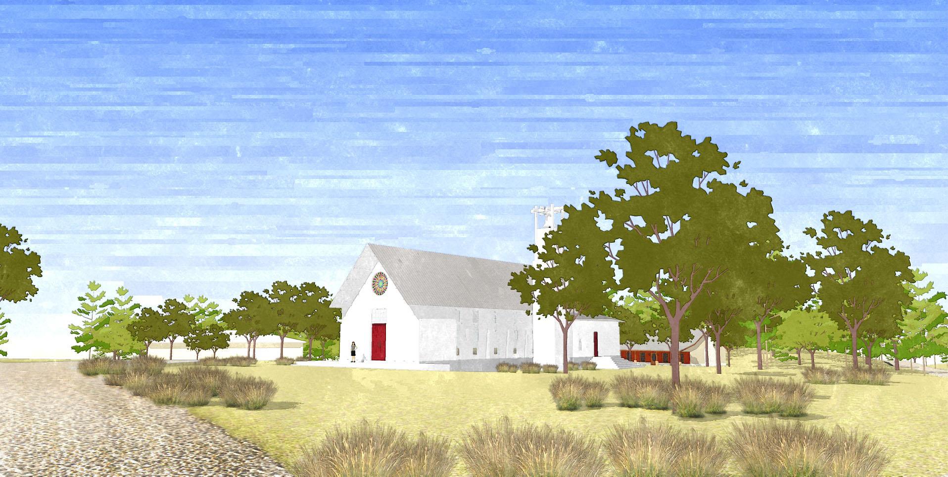 Down Home Ranch Chapel