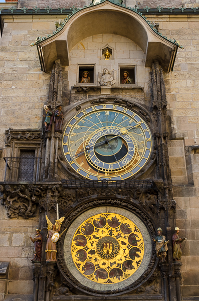Pražský orloj (Prague Astronomical Clock)