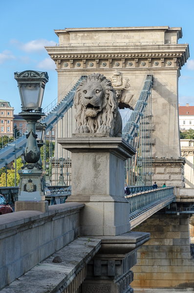 Széchenyi Chain Bridge