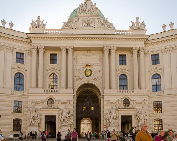 Hofburg Imperial Palace, Vienne Hofburg