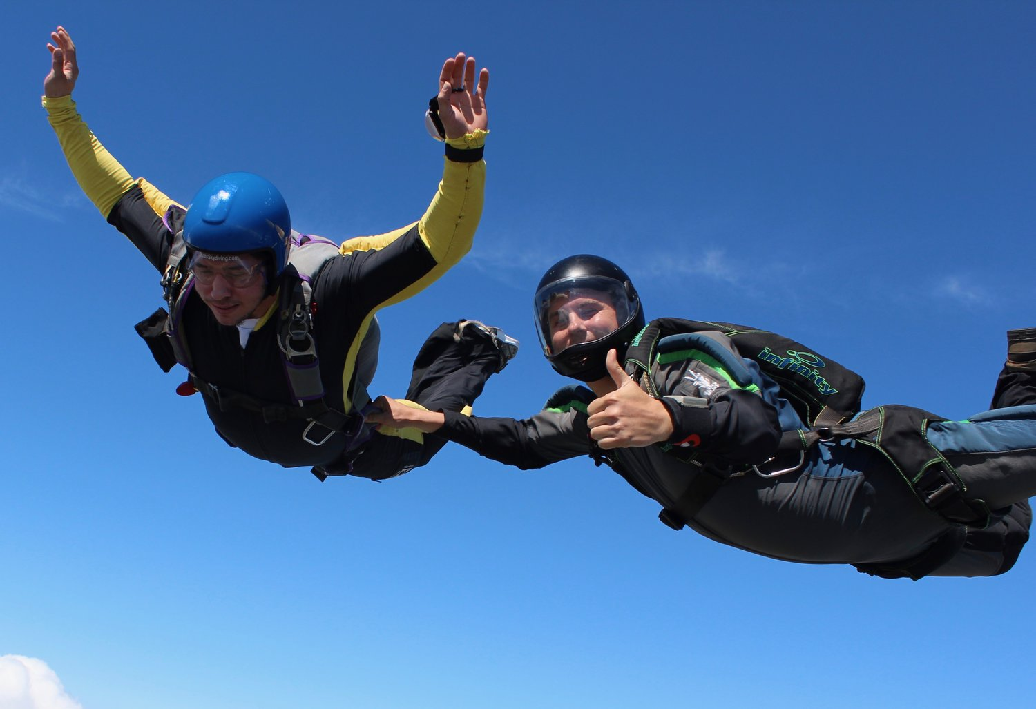 Texas Skydiving -- Great Skydive Prices for Austin, College