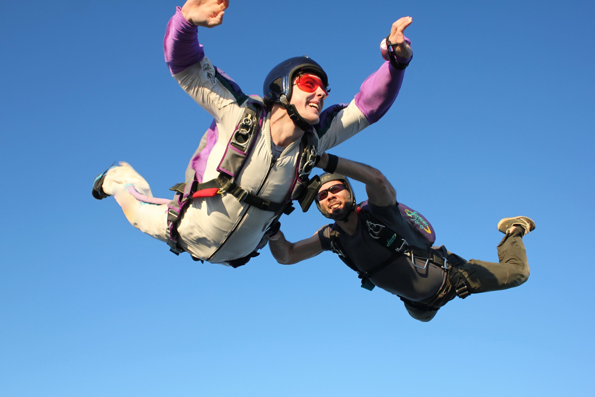 Texas Skydiving -- Get Your Skydive License at Texas Skydiving