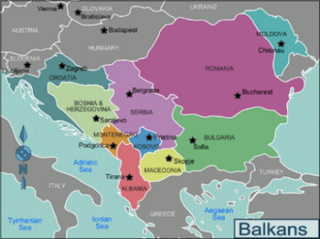 Map for reference: kosovo-info.com