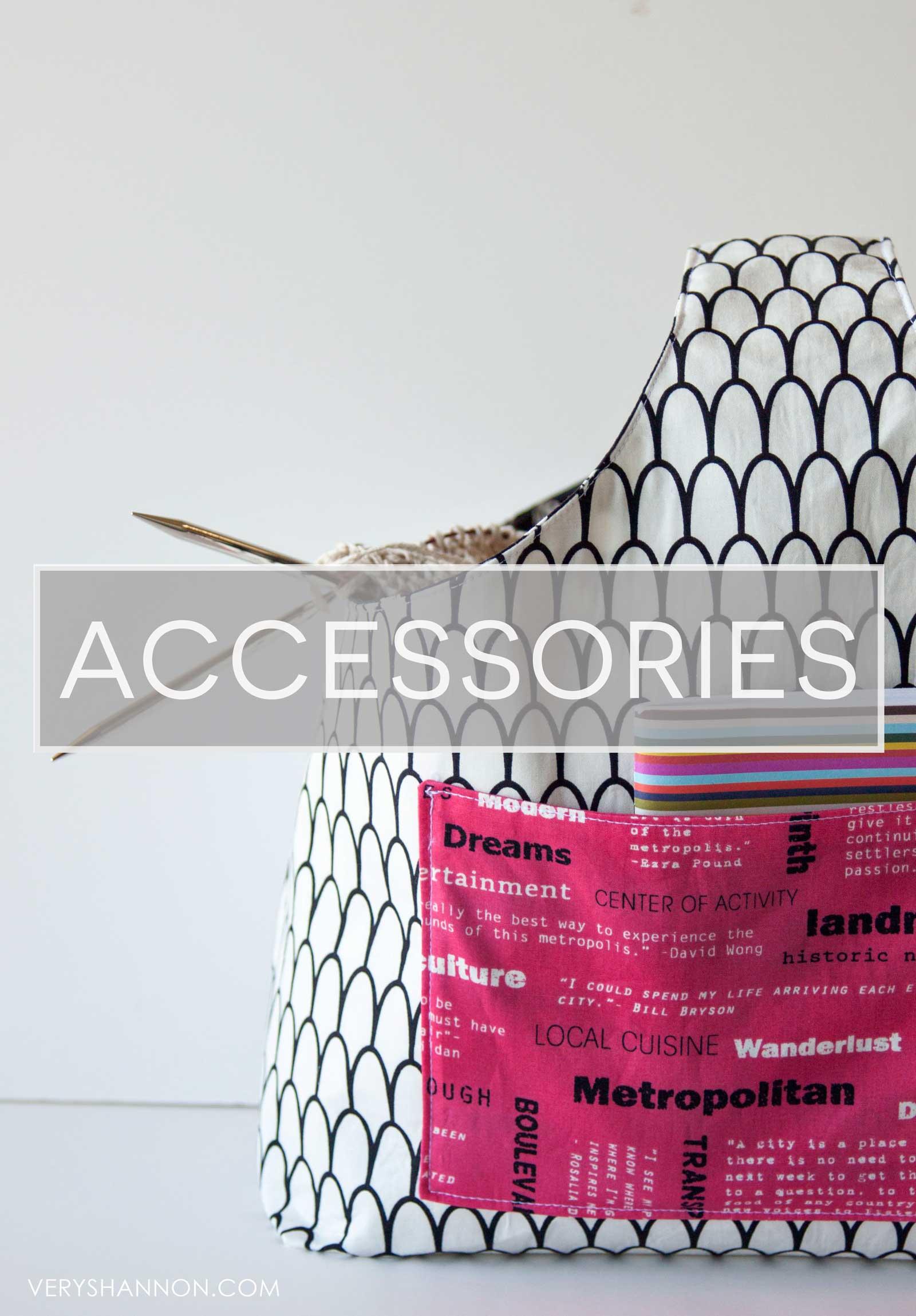 Accessory Tutorials on VeryShannon.com!