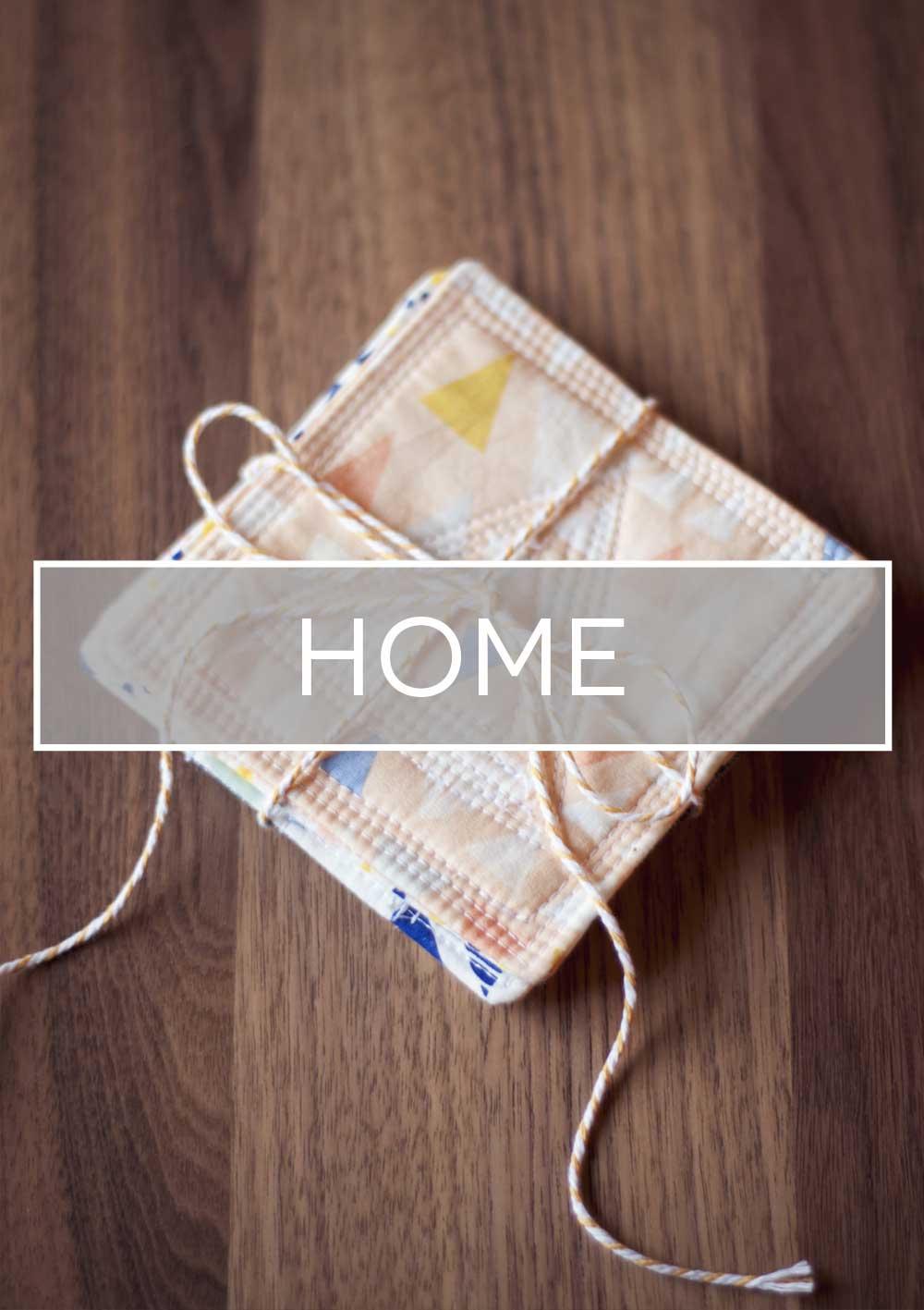 Home Tutorials on VeryShannon.com!