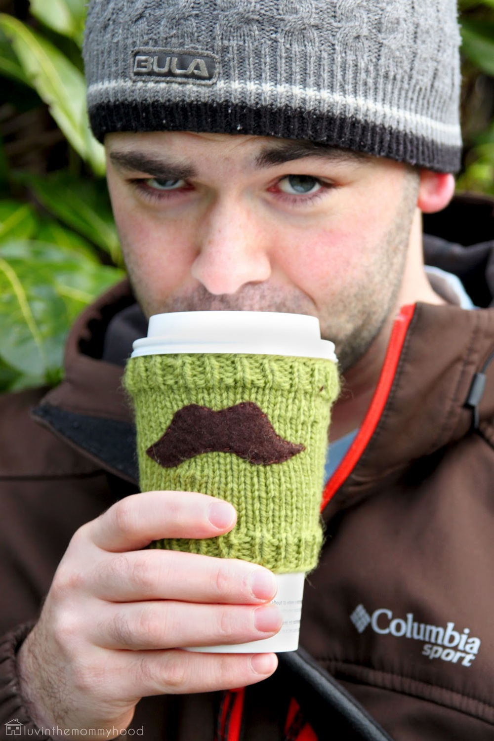 MUSTACHE CUP COZY TUTORIAL