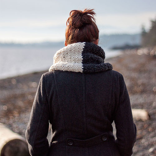 FREE Farbe Cowl Pattern