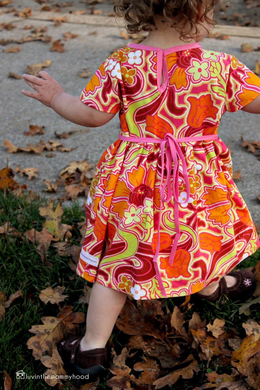 Delaney Dress Tutorial