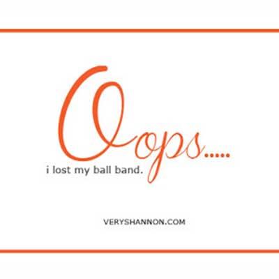 FREE Yarn Ball & Cake Band Printables